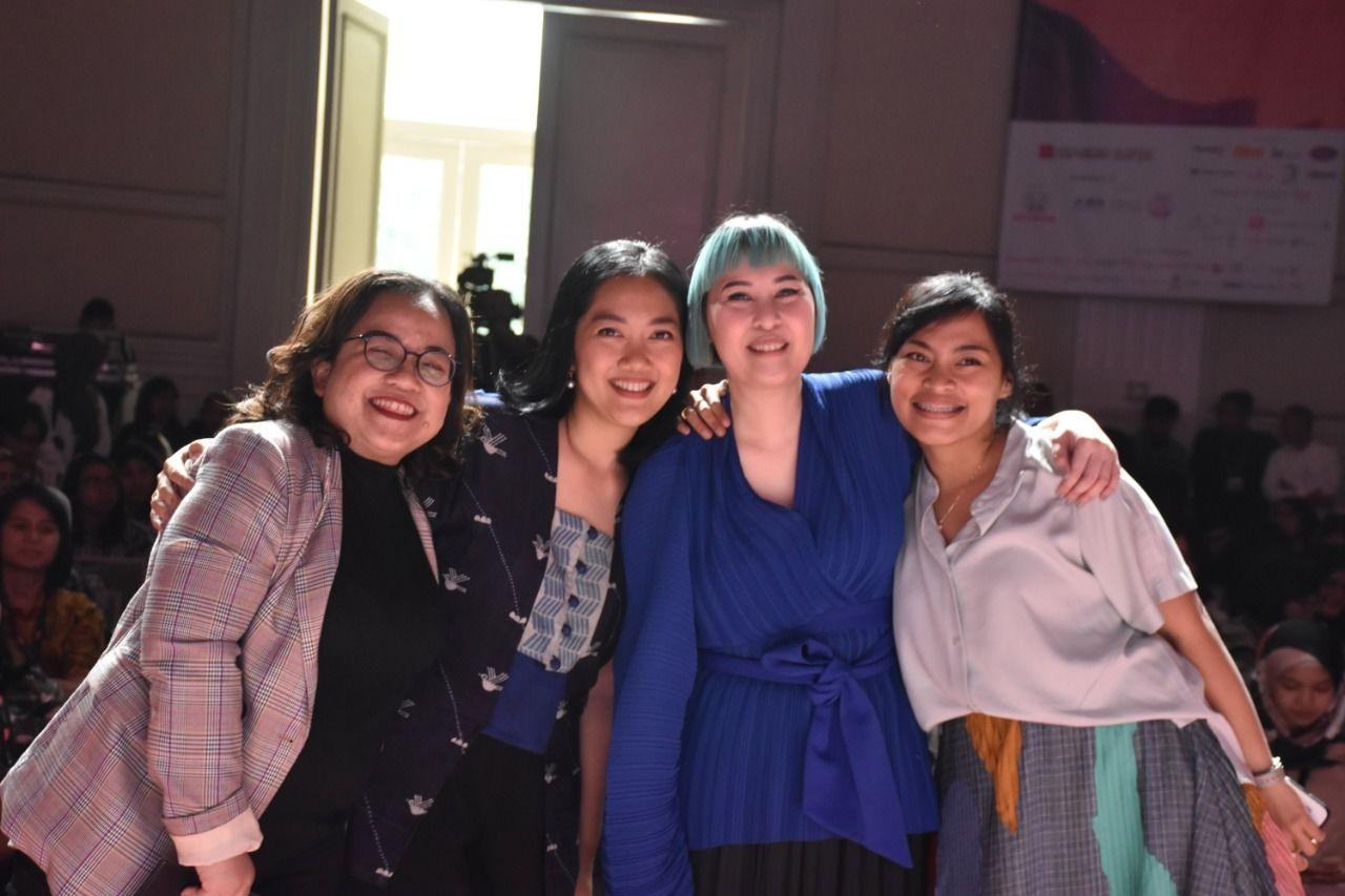#IMS2020: Cerita Kania Anggiani saat Karyanya Diplagiat
