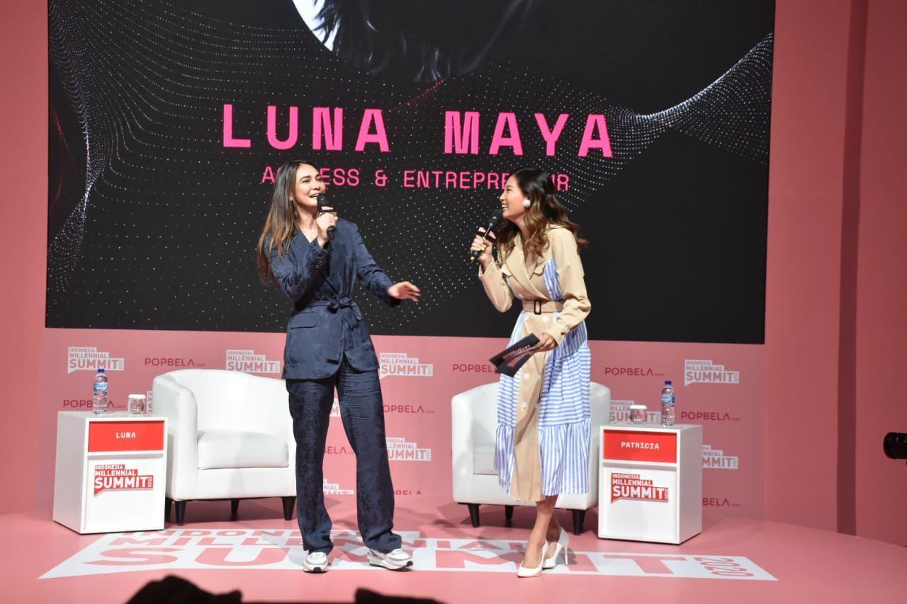 #IMS2020: 5 Tips Sukses Berbisnis a la Luna Maya, Bisa Ditiru!