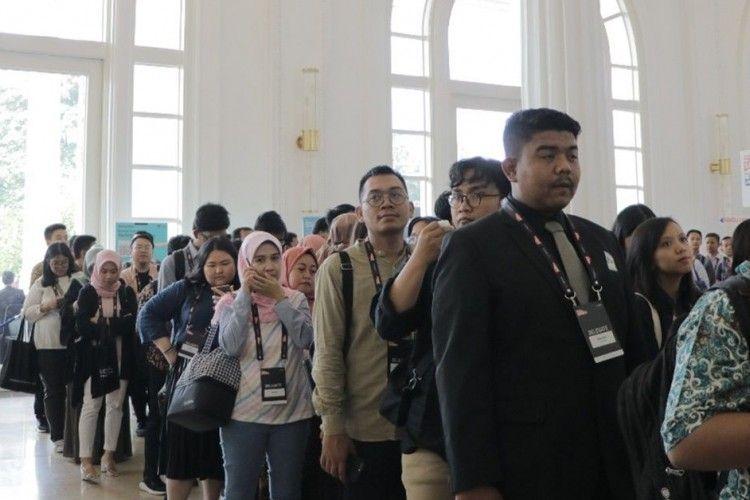 #IMS2020: Seru & Inspiratif! Ini Kata Para Pengunjung di Hari Pertama