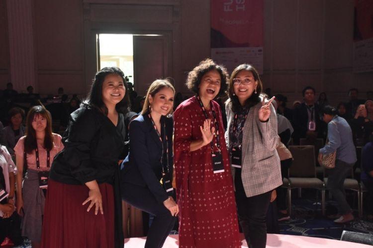 #IMS 2020: Pesan Mira Lesmana pada Millennial yang Ragu untuk Berkarya