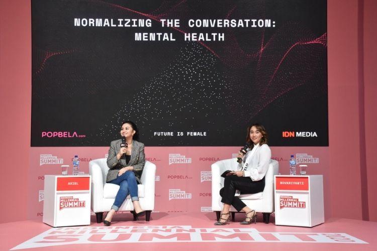 Kisah Mental Health Ariel Tatum dan Hampir Dianggap Bipolar