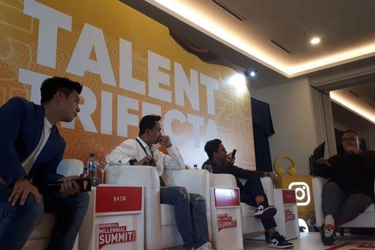 #IMS2020 : Merasa Tertantang, Raden Rauf Akhirnya Terjun Jadi YouTuber