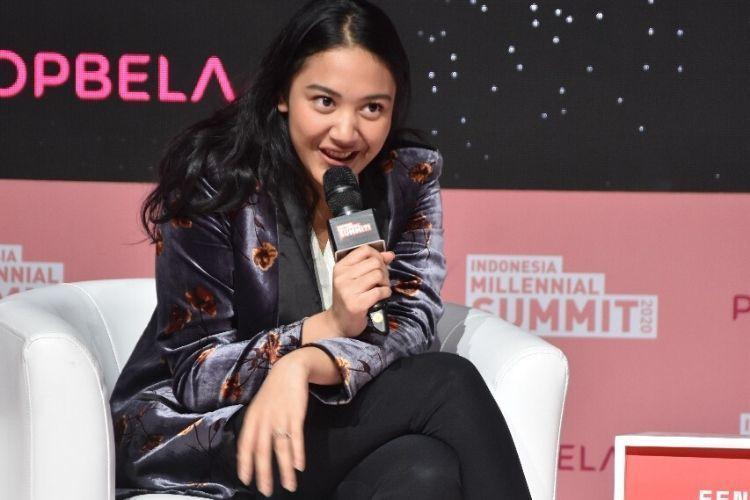 #IMS2020: Putri Tanjung, Fenessa, & Nurulita Bicara Seni di IMS 2020