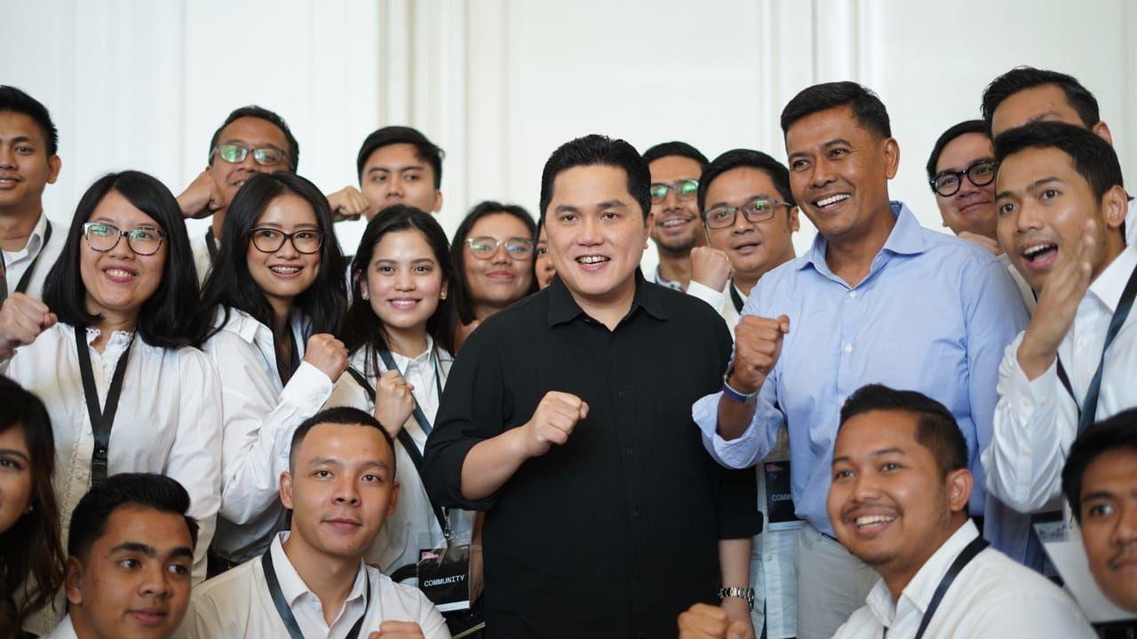 #IMS2020: 3 Curhat Erick Thohir Selama Jadi Menteri BUMN