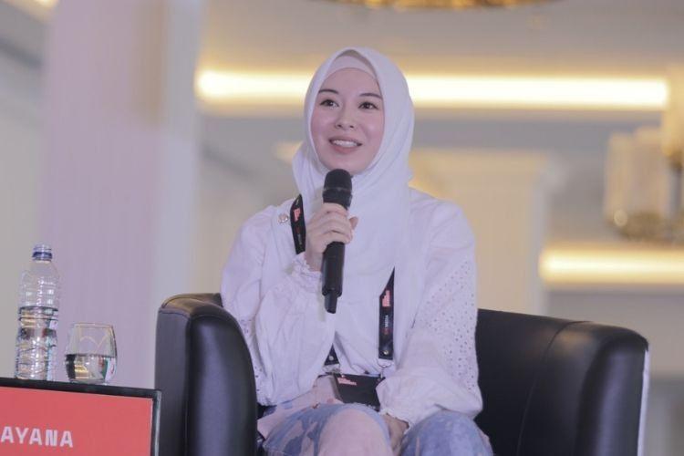 #IMS2020: Ayana Moon Bersyukur karena Orang Indonesia Baik Kepadanya