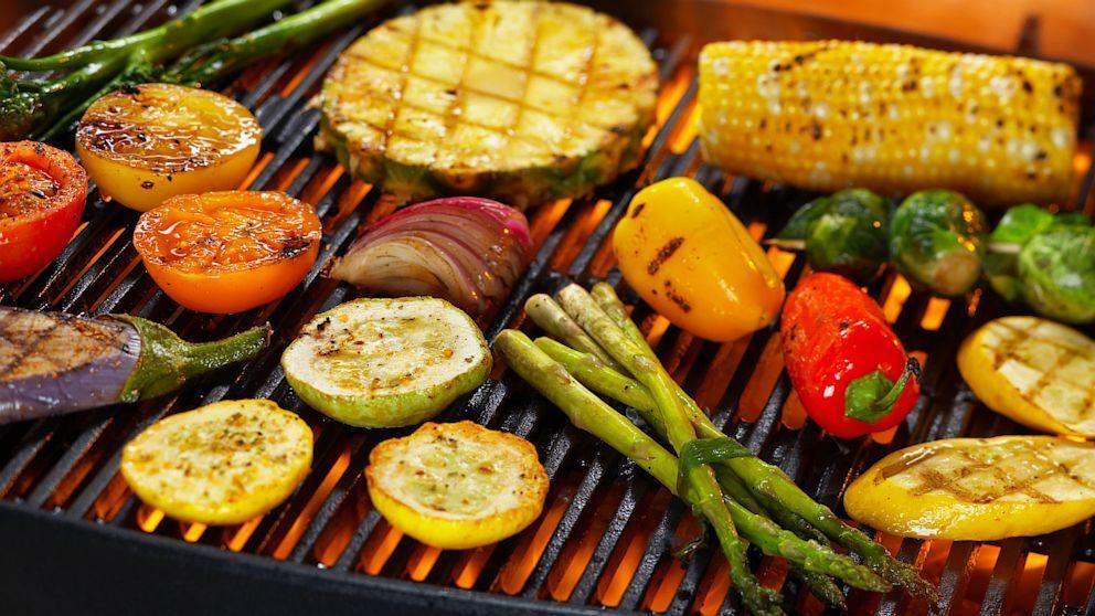 Inilah Cara Sehat Memanggang Sayuran