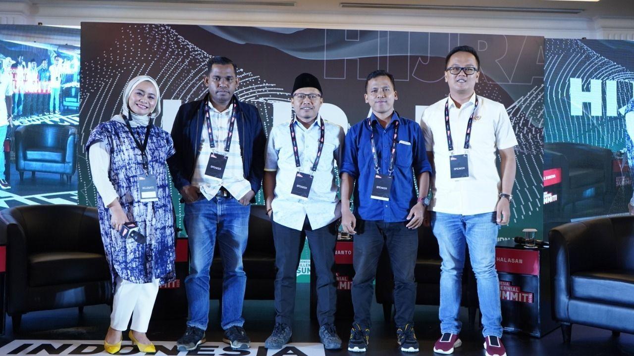 #IMS2020: Millennial Wajib Toleransi Sesama Agama, Ini Alasannya