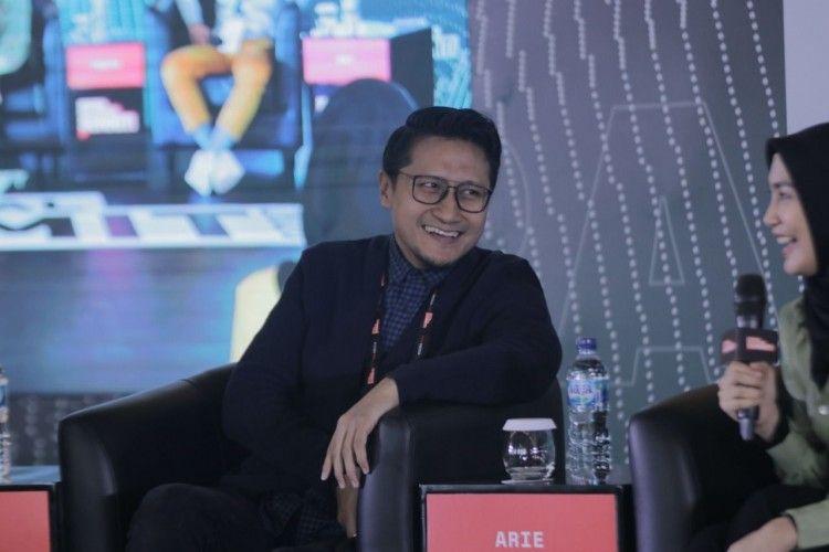 #IMS2020: Saat Hijrah, Arie Untung Sempat Memiliki Banyak Haters