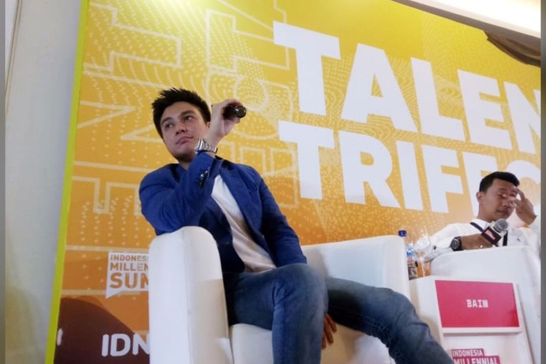 #IMS2020: Kunci Menjadi Content Creator a la Arief Muhammad-Baim Wong