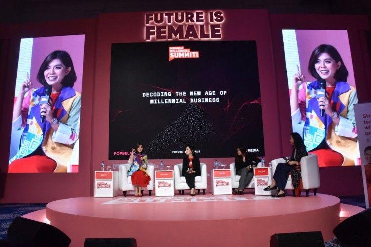 #IMS2020: Enterpreneur di Mata Merry Riana, Farah Dini & Drg Deviana