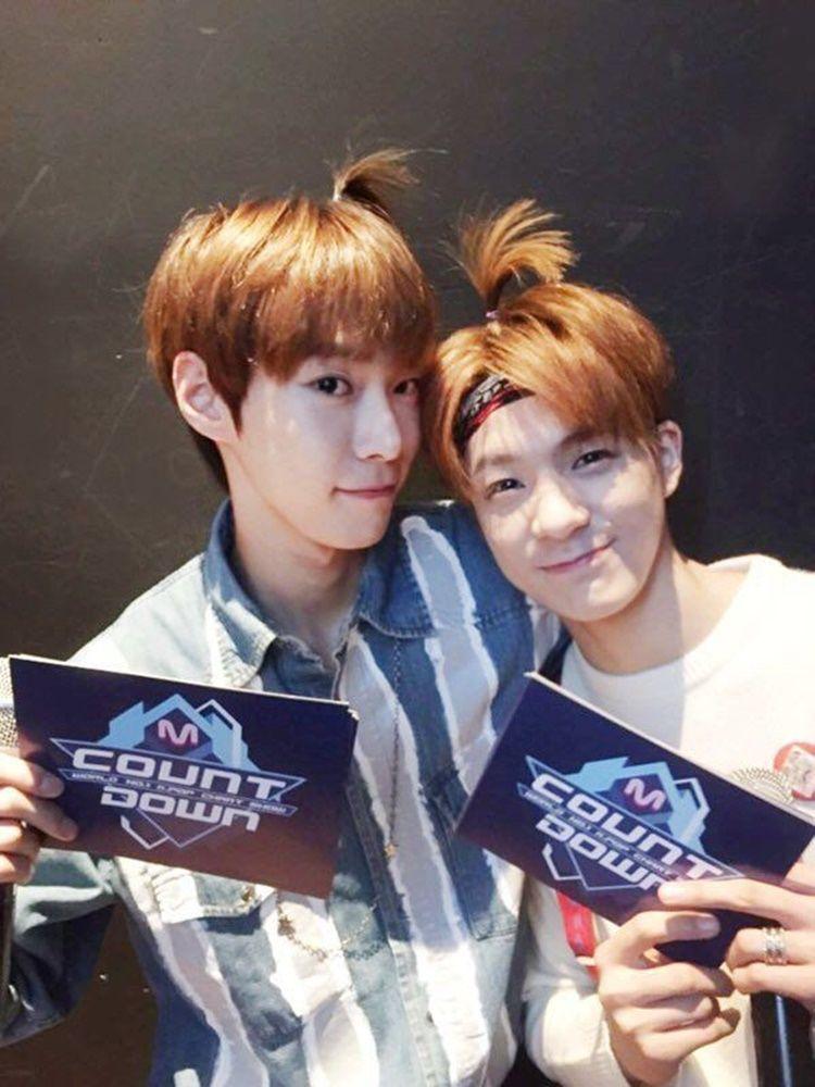 Gemas! Intip 10 Potret Bromance Goals a la Doyoung dan Jeno 'NCT'