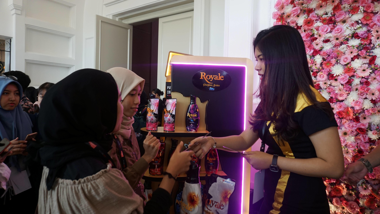 Seru! Royale Parfum Series by So Klin Adakan Workshop Kelas Parfum