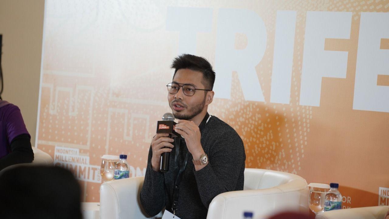#IMS2020: Angga Anugrah Putra Bicara Fenomena Booming-nya TikTok