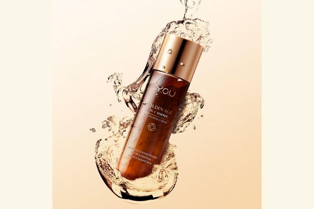 Sukses dengan Produk Makeup, Y.O.U Luncurkan Rangkaian Skincare