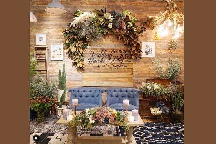 11 Ide Desain Pelaminan untuk Hari Pernikahanmu