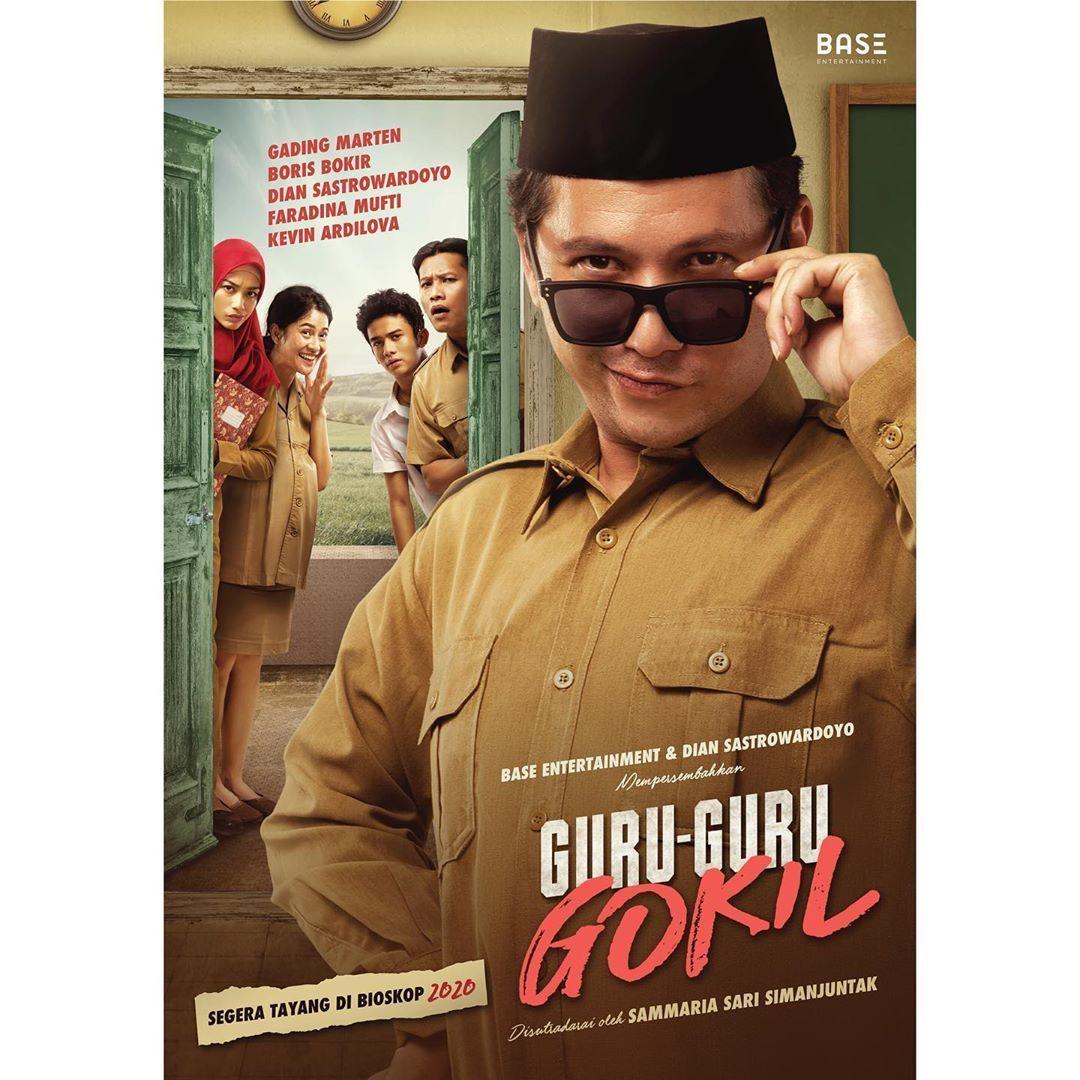 Rilis Teaser Trailer & Poster, Inilah Gambaran Film 'Guru-Guru Gokil'