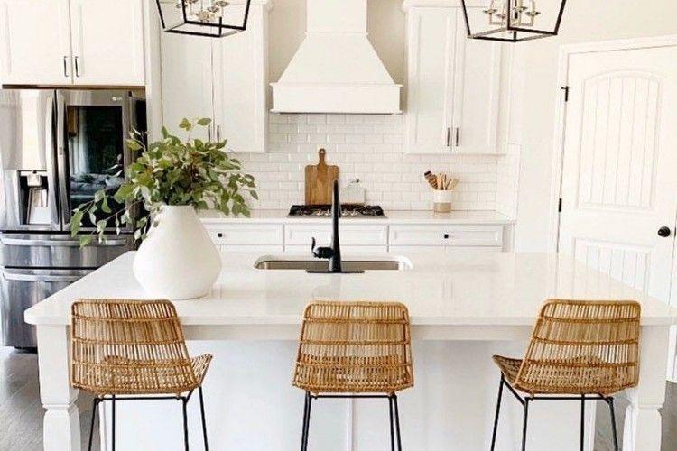 12 Inspirasi Untuk Dapur Mungil