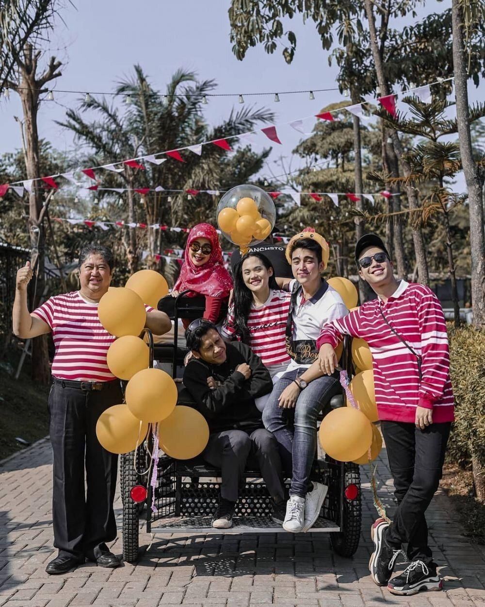 Jarang Terekspos, Ini 10 Potret Mesra Sheryl Sheinafia & Vadie Akbar
