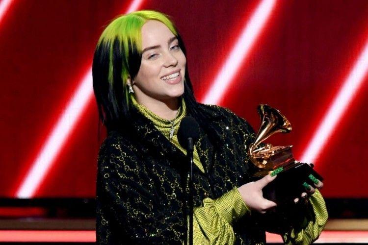 Billie Eilish Pecahkan Rekor, Ini Daftar Pemenang Grammy Awards 2020