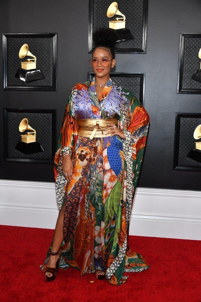 10 Gaya Terbaik Musisi dan Seleb di Grammy Awards 2020