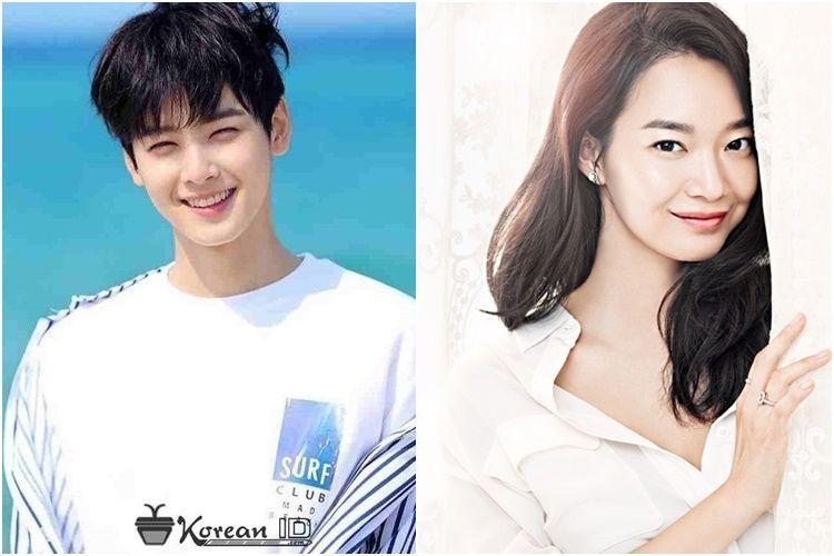 Blak-blakan, Cha Eun Woo Sebut Shin Min Ah Tipe Perempuan Idealnya!