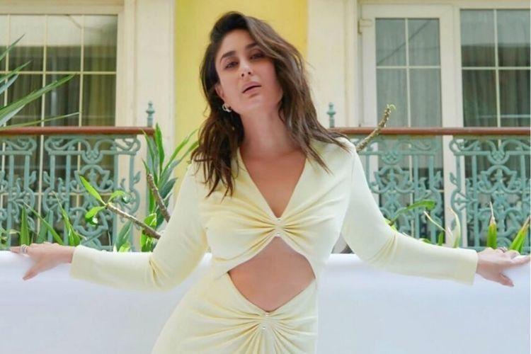 Foto-foto Seksi Kareena Kapoor di Usianya yang Hampir 40 Tahun