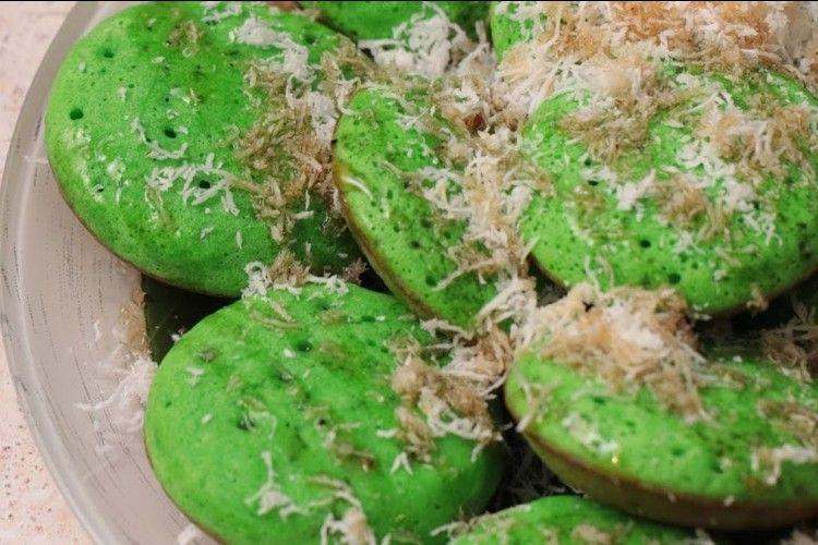 Resep Serabi Mini Gula Jawa, Buat yang Suka Jajan