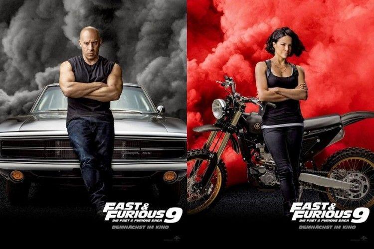 Kisah Cinta Dom dan Letty Berlanjut, Ini 5 Fakta Film Fast & Furious 9
