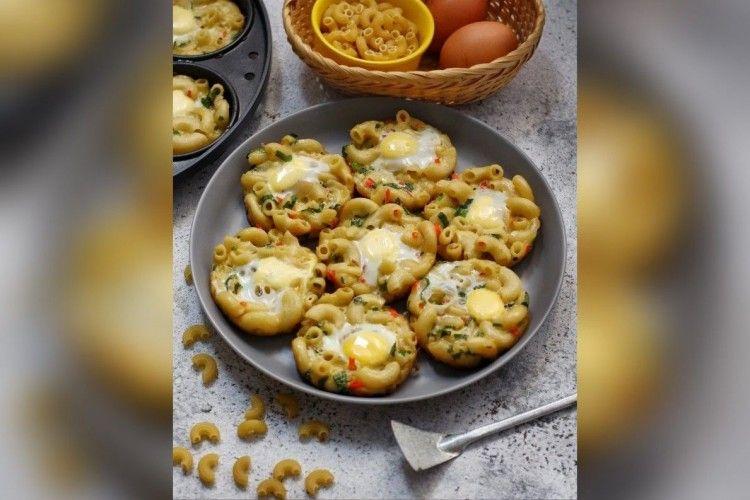 Resep Makaroni Telur yang Sehat a la Jajanan SD