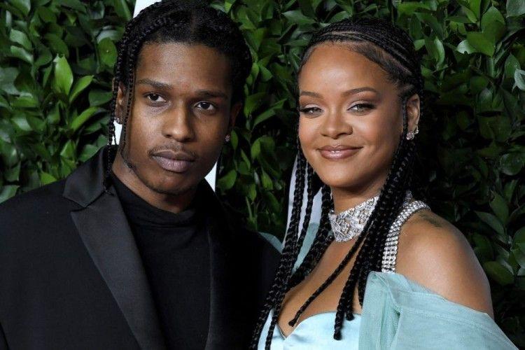 Selain Rihanna, 6 Cewek Ini Juga Pernah Dekat dengan A$AP Rocky