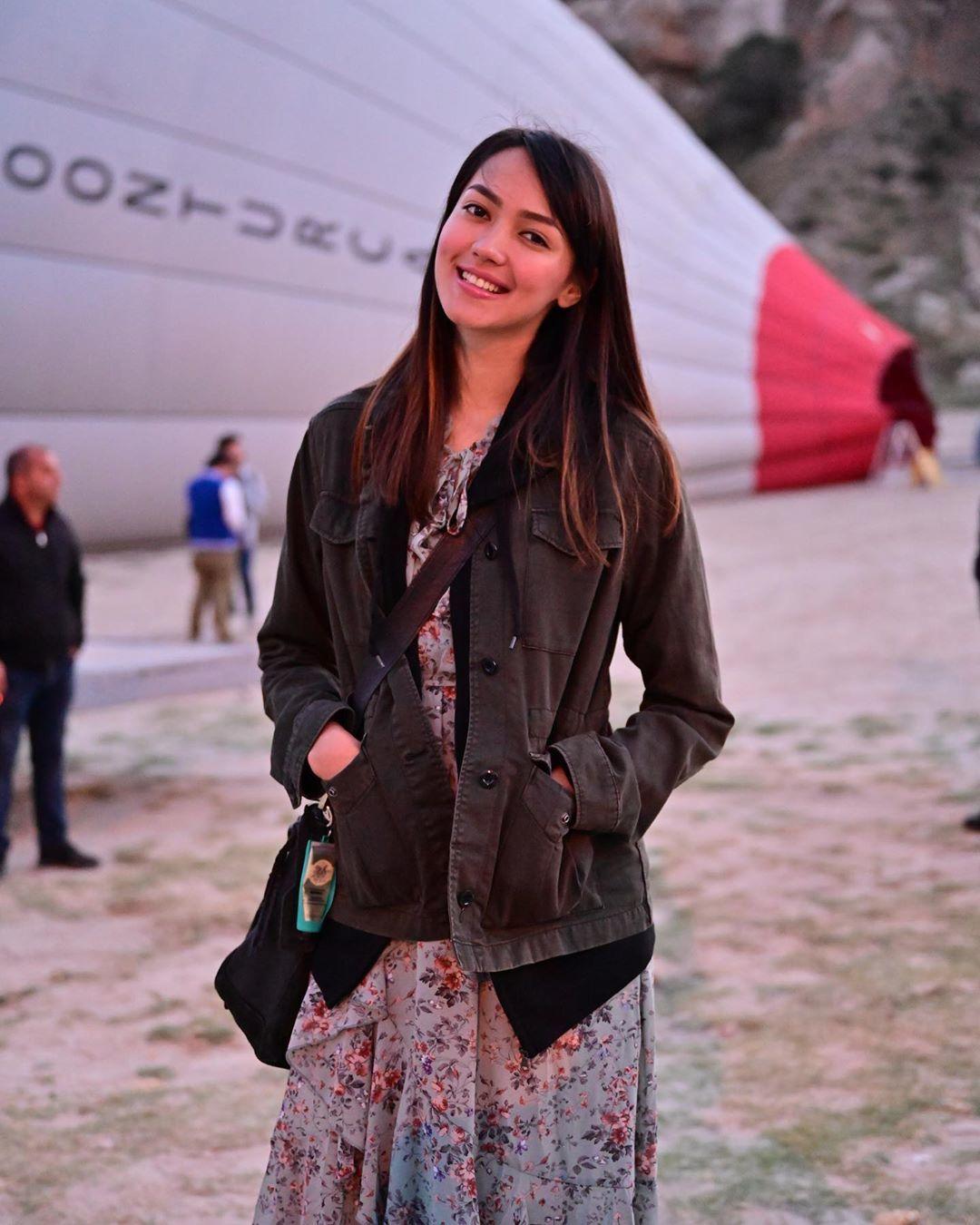Perjalanan Karier Melayu Nicole Aktris yang Gemar Main Film Beda Genre