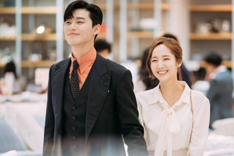 5 Pasangan Park Min Young di Drama Korea Paling Romantis