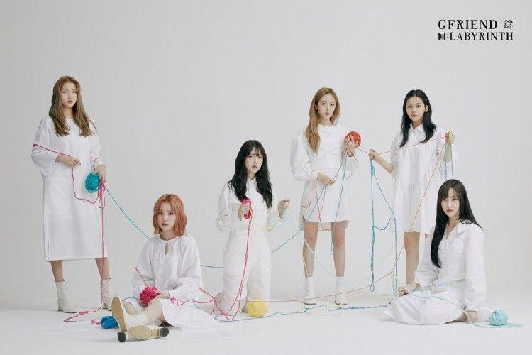 GFriend Comeback, Inilah Fakta di Balik MV Terbarunya 'Crossroads'