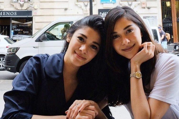 Sibling Goals! Ini 10 Bukti Kekompakan Naysila dan Nana Mirdad
