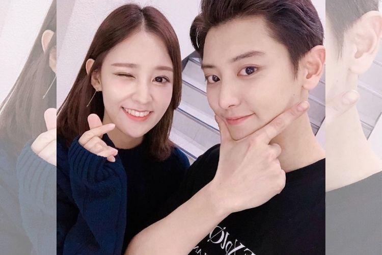 Siblong Goals! 10 Bukti Kekompakan Park Yoora dan Park Chanyeol 'EXO'