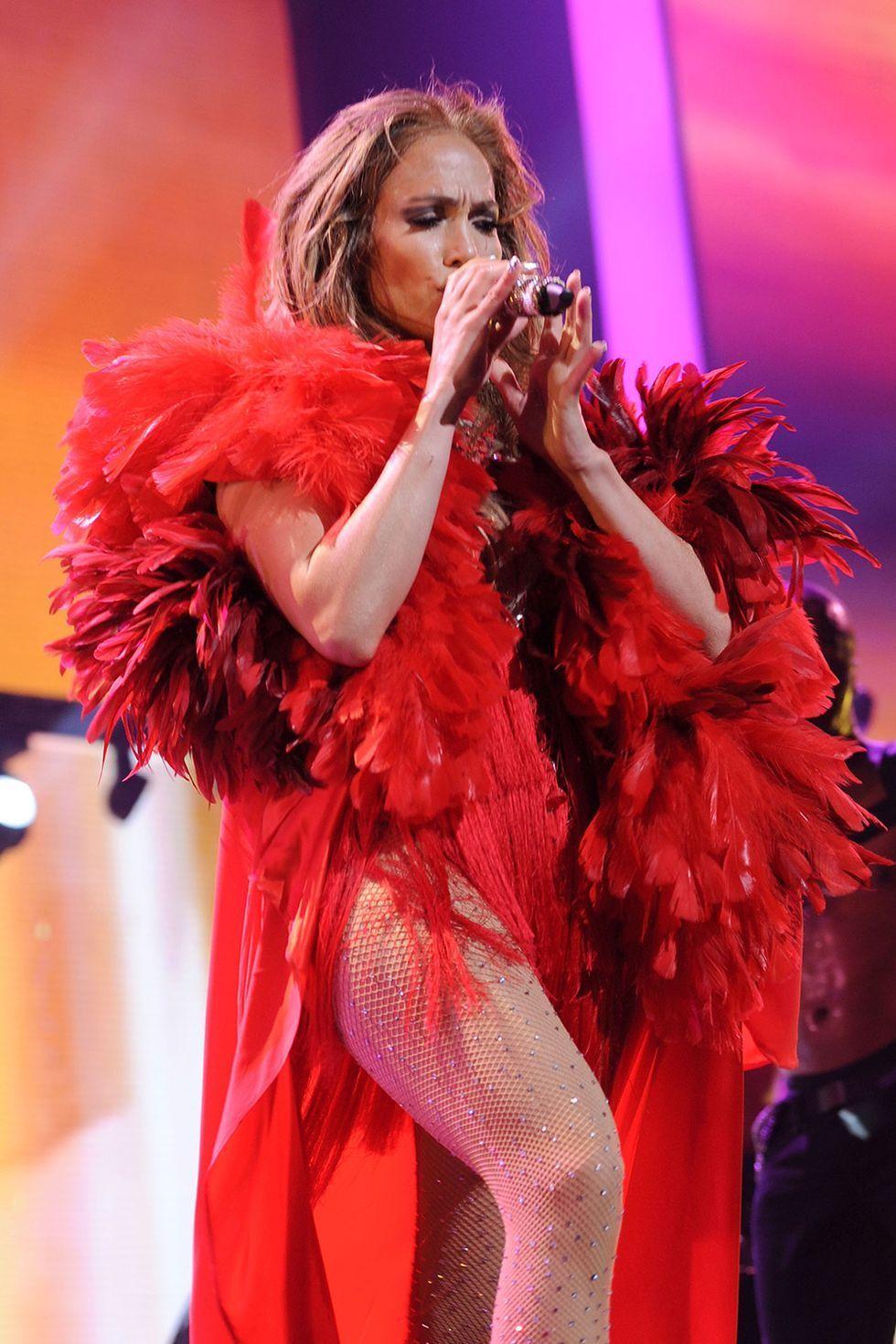 Gaya Panggung Jennifer Lopez Paling Seksi Sepanjang Masa!
