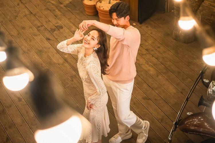 11 Ide Foto Pre-Wedding yang Lagi Hits di  Korea