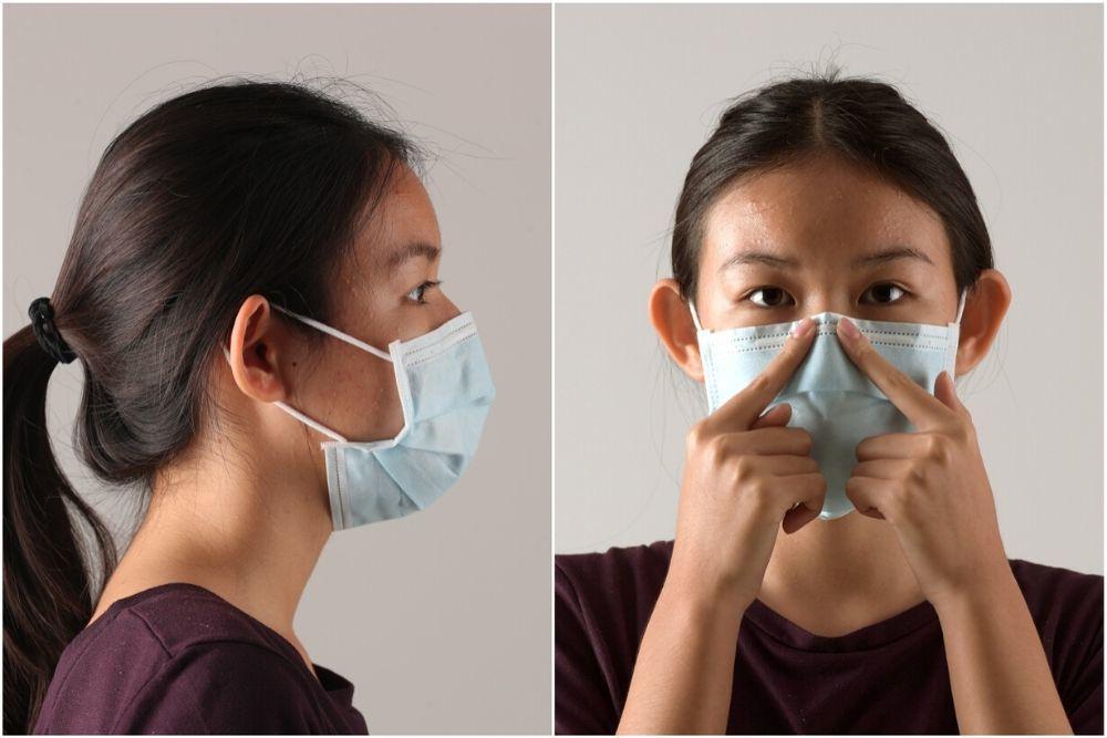 Jangan Anggap Sepele, Begini Cara Menggunakan Masker yang Benar