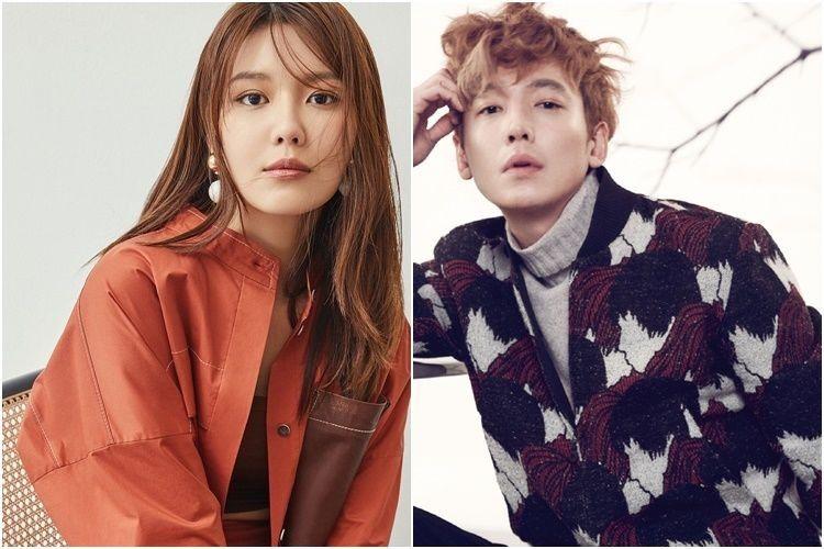 Awet 8 Tahun Pacaran, Intip Kemesraan Sooyoung 'SNSD' & Jung Kyung Ho