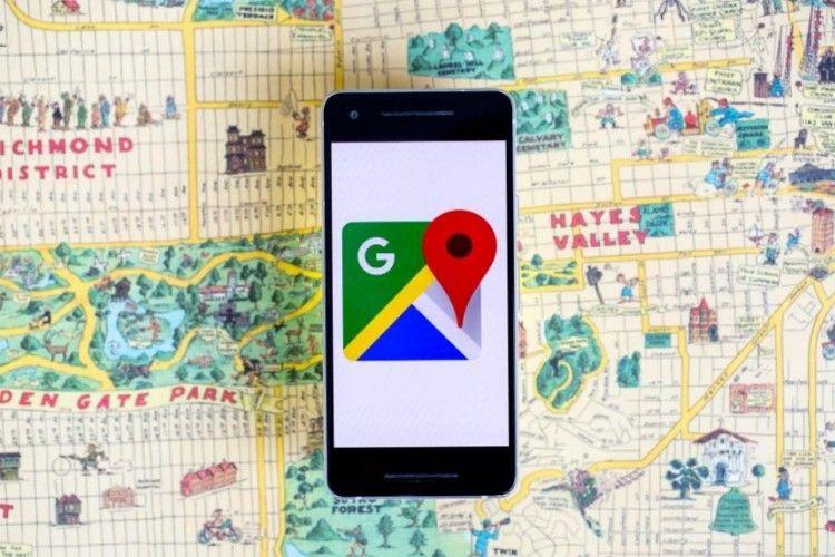 Ulang Tahun Ke-15, Ini 15 Momen Tak Terlupakan Google Maps