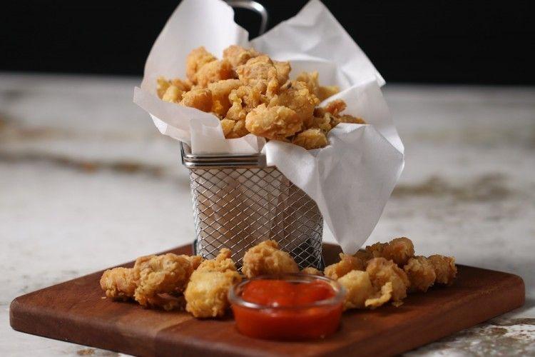 Resep Chicken Pop Corn yang Gurih dan Crispy
