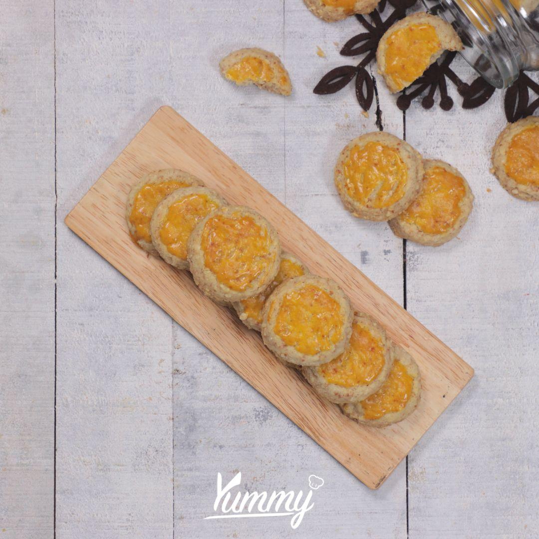 Resep Kue Kacang Untuk Stok Camilan di Rumah