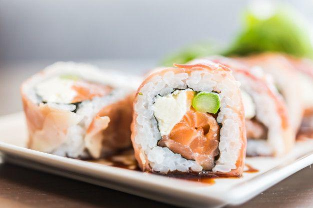Tips Membuat Sushi di Rumah