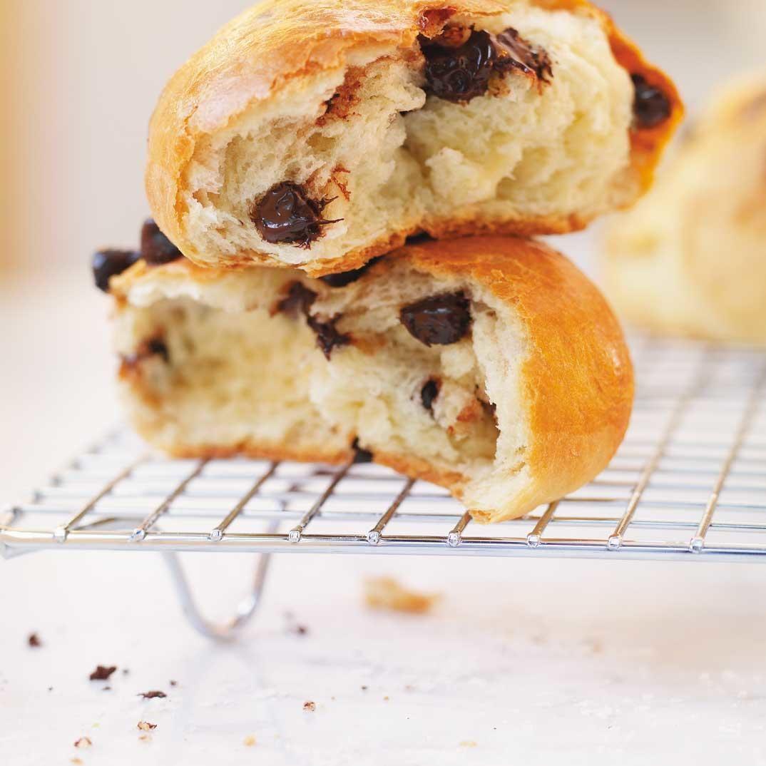 Resep Brioche Bread Chocolate, Empuk dan Manis
