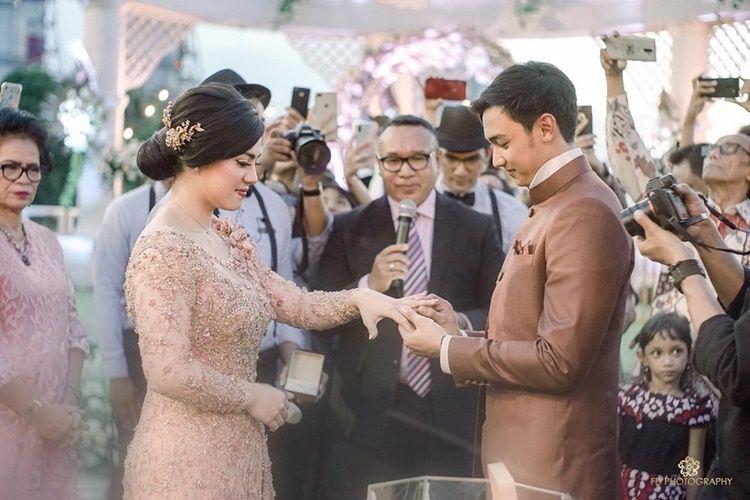 5 Fakta Pesta Pertunangan Hito Caesar & Felicya Angelista, Mewah!