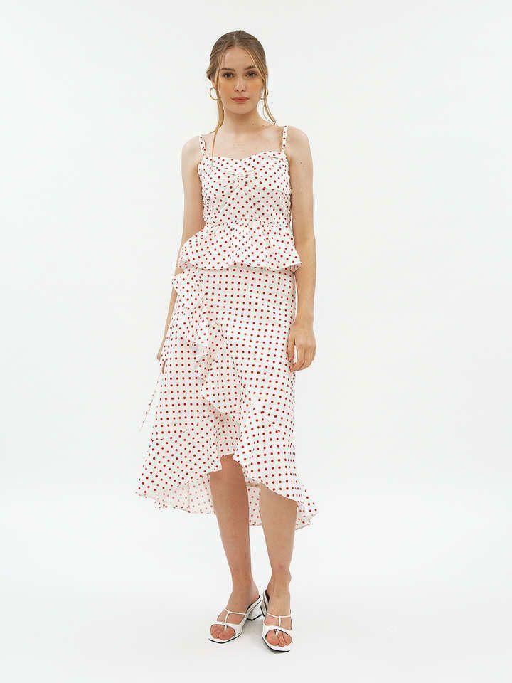 #PopbelaOOTD: Serba Polka Dot yang Chic!