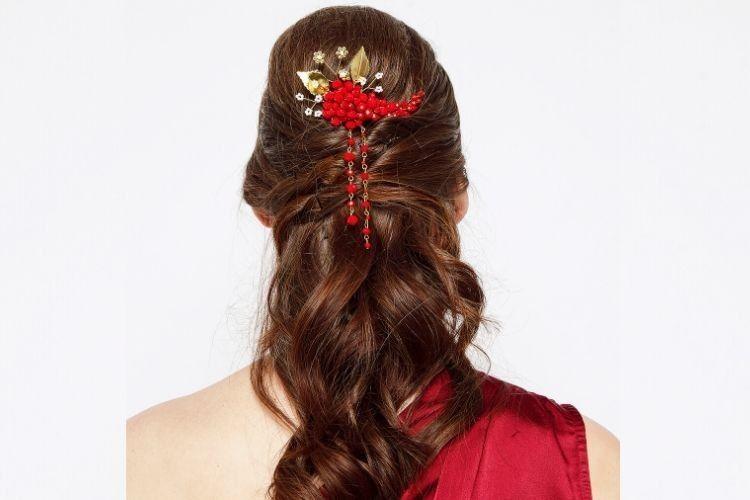 #PopbelaOOTD: Tampil Cantik dengan Aksesori Rambut dari Brand Lokal