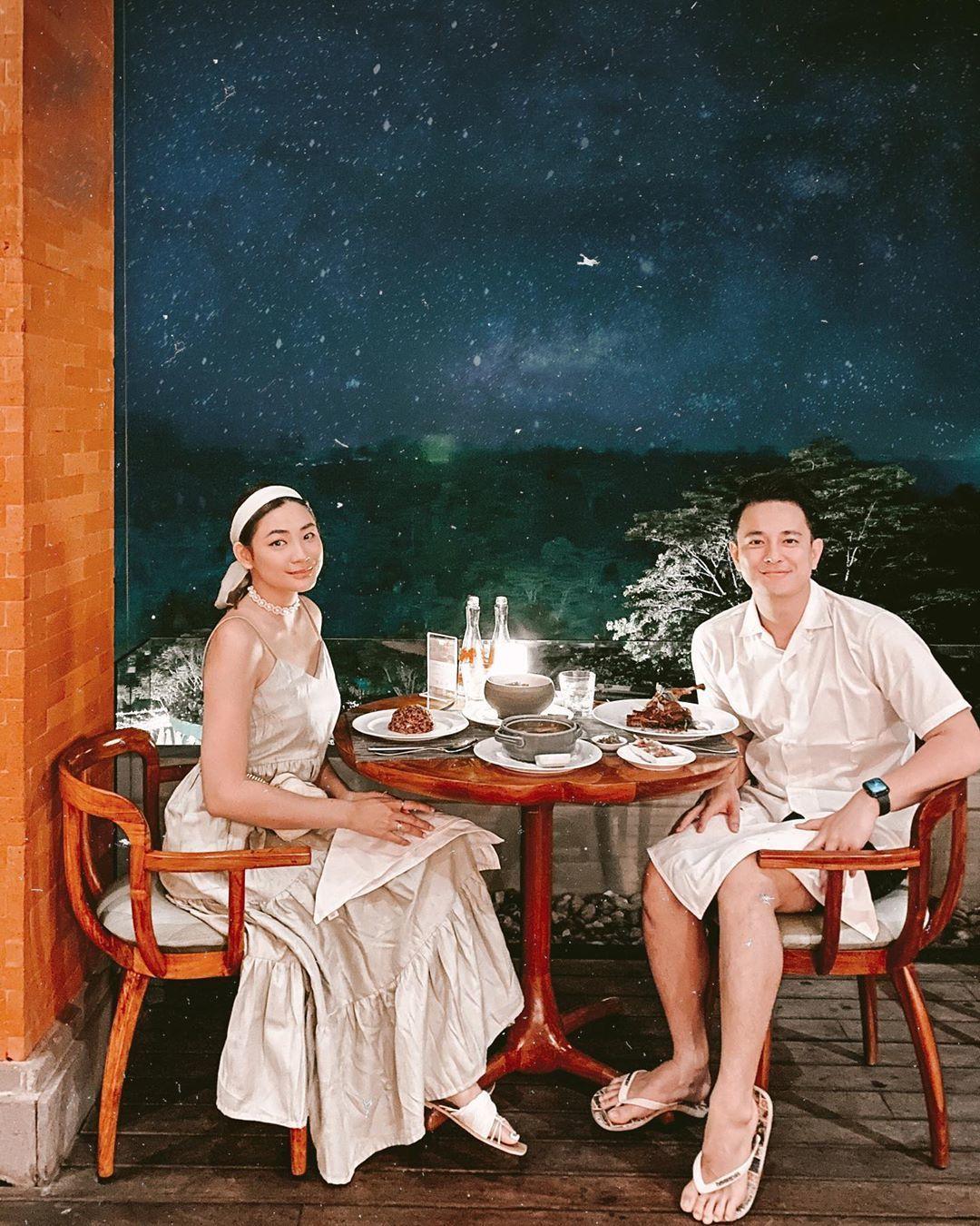 7 Pasangan Seleb yang Rayakan Valentine Lewat Dinner Romantis
