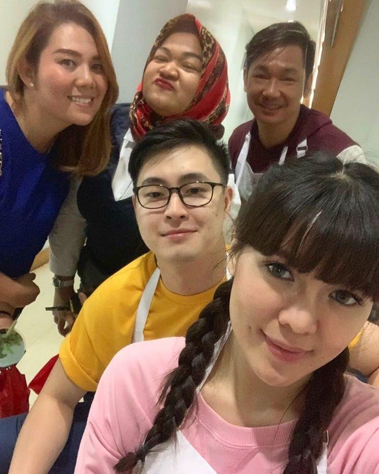 Cinlok di MasterChef Indonesia, Ini 10 Gaya Pacaran Christo dan Sisca
