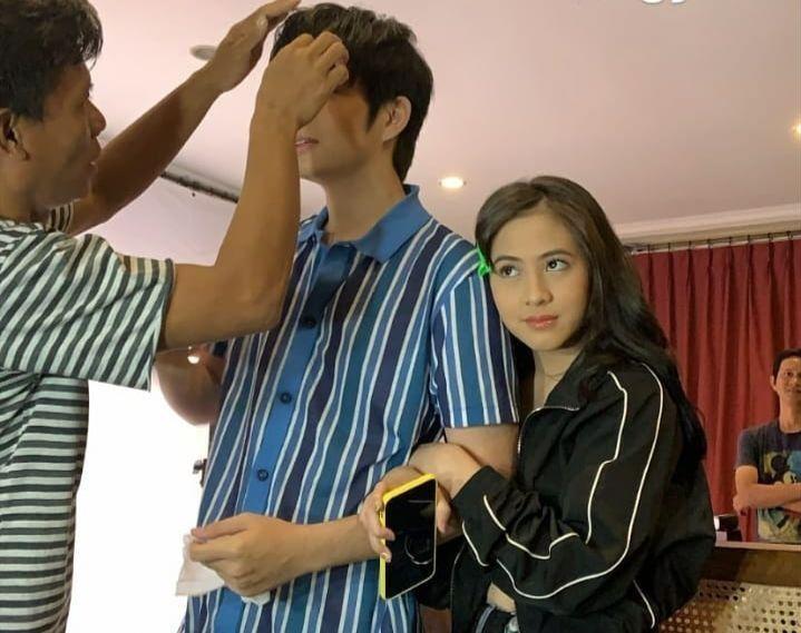 Mengaku Dekat, Ini 7 Fakta Hubungan Adhisty Zara dan Angga Yunanda